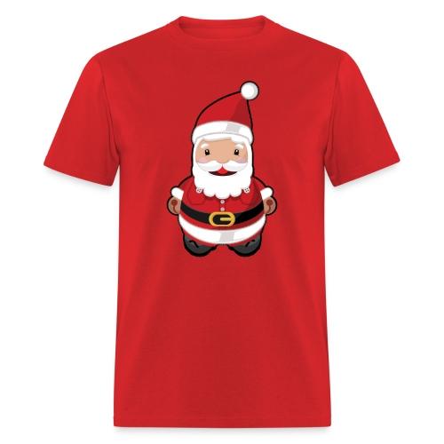 santa t-shirt men - Men's T-Shirt