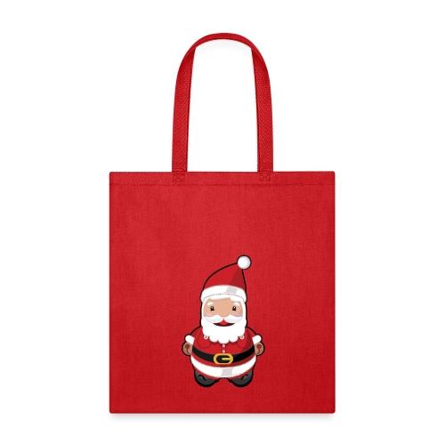 santa gift bag - Tote Bag