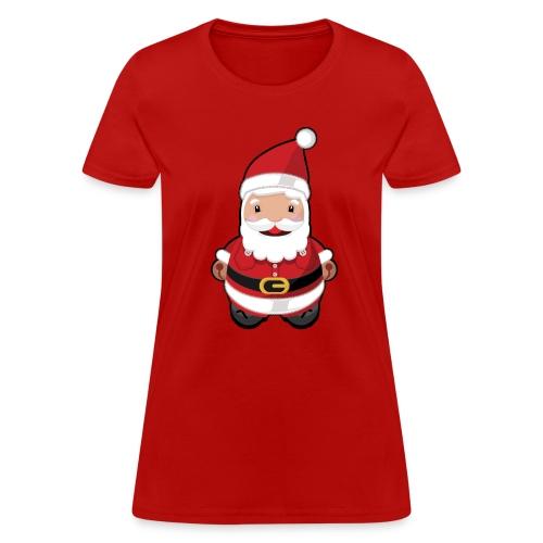 santa t-shirt women - Women's T-Shirt