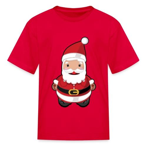 Santa t-shirt kids - Kids' T-Shirt