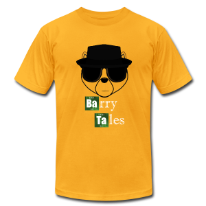 Specs Breaking Bad - Men's T-Shirt by American Apparel