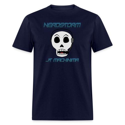 Nerdstorm Album Tee - Men's T-Shirt