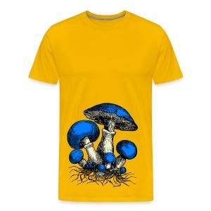Blue Dreams - Men's Premium T-Shirt