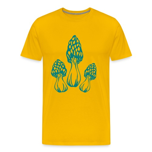 Tasty Morels - Men's Premium T-Shirt