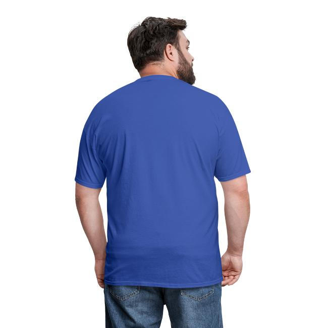Dude's T-Shirt - Hashtag Noshember