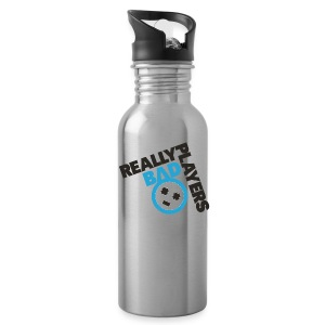 Logo Water Bottle - Water Bottle