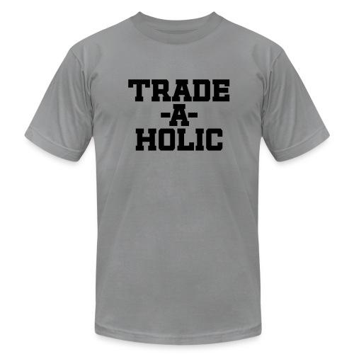Trade-a-Holic - Men's Fine Jersey T-Shirt