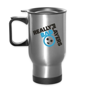 Logo Warm Beverage Mug - Travel Mug