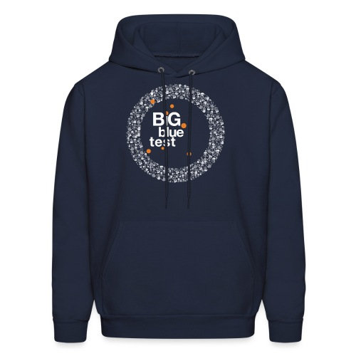 Big Blue Test Sweater - Men's Hoodie
