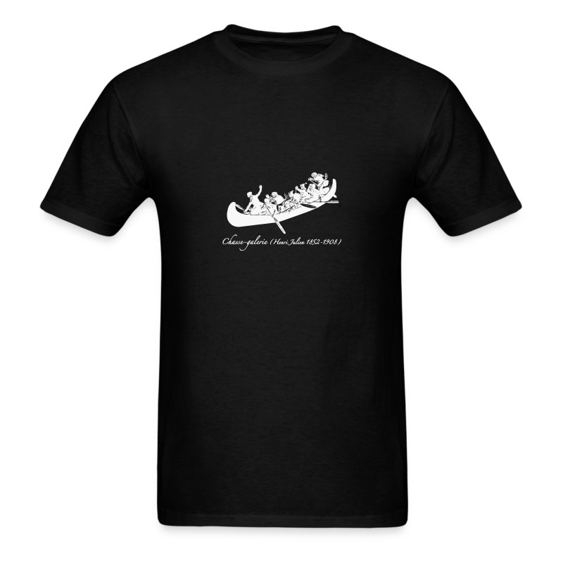 Chasse-galerie - T-shirt pour hommes