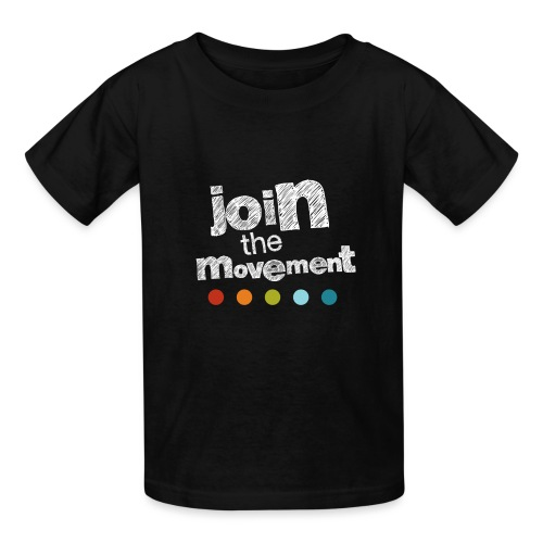 Kids Join The Movement T - Kids' T-Shirt