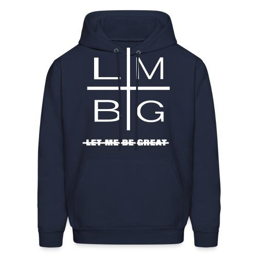 L.M.B.G. Mens Hooded Sweatshirt - Men's Hoodie
