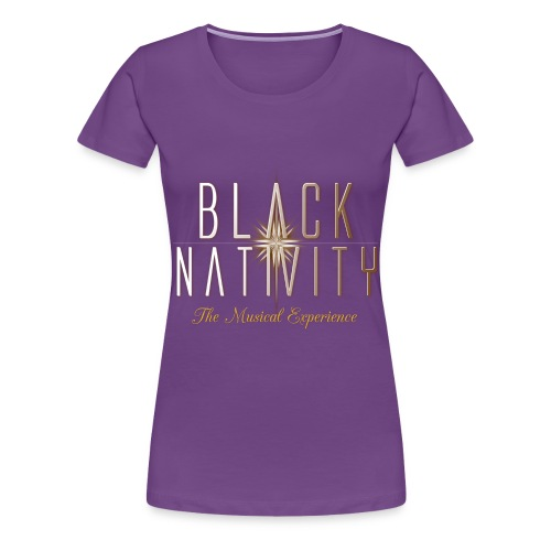 Black Nativity - Ladies - Women's Premium T-Shirt