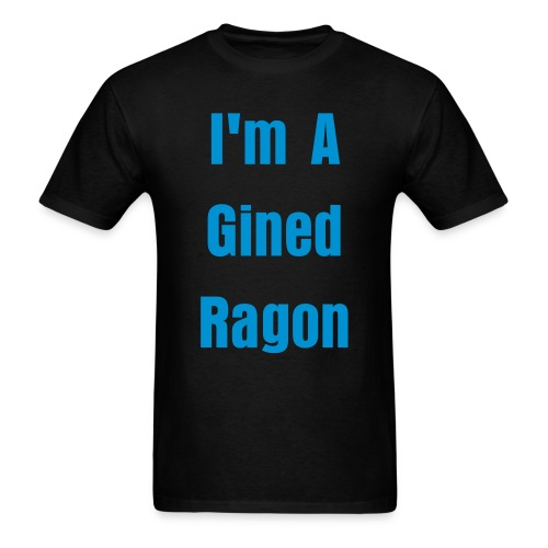 #Gined Ragon Army - Men's T-Shirt
