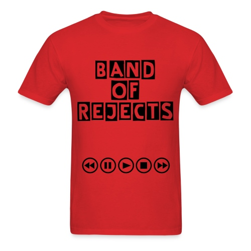 Band Of Rejects Shirts - Men's T-Shirt