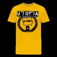 T-Shirts ~ Men's Premium T-Shirt ~ U TOP IA