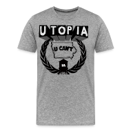 T-Shirts ~ Men's Premium T-Shirt ~ U TOP IOWA