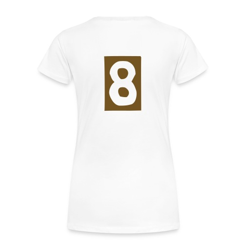 Women's Monarchs team issue - Women's Premium T-Shirt