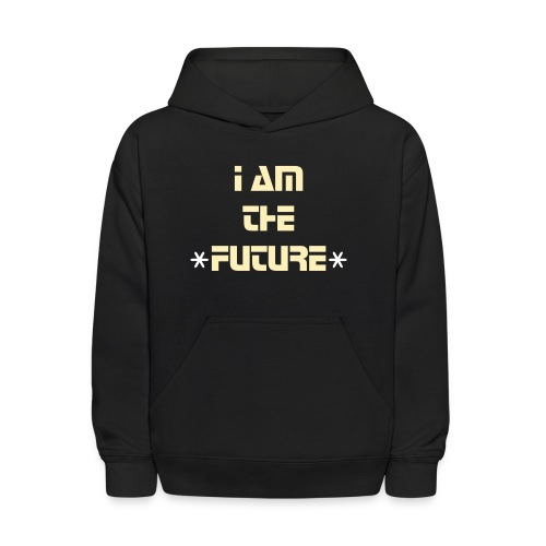 EWS KIDS-I AM THE FUTURE Hoodie - Kids' Hoodie