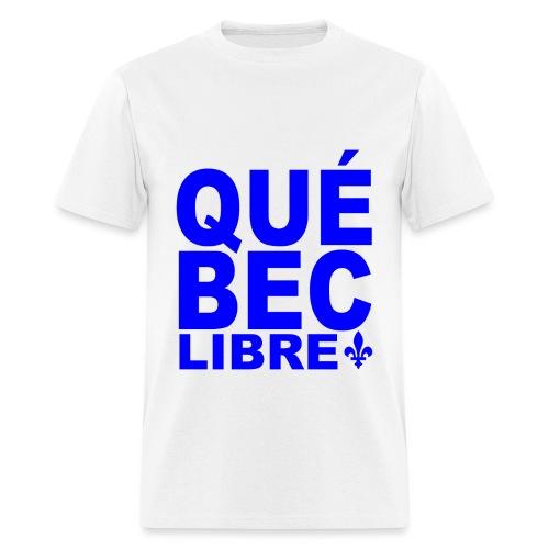 Québec libre - Men's T-Shirt