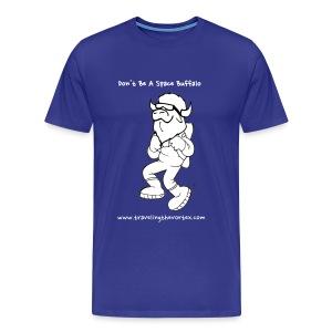 Space Buffalo - Men's Premium T-Shirt