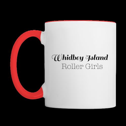 WIRG Mug - Contrast Coffee Mug