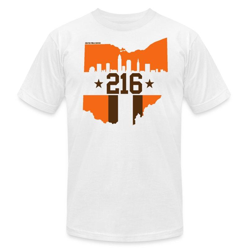 Cleveland 216 T-Shirts T-Shirt | Spreadshirt