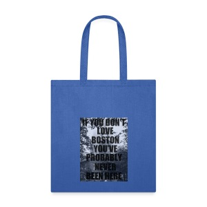 if you don't love - Tote Bag