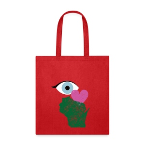 Eye Heart Wisconsin - Tote Bag