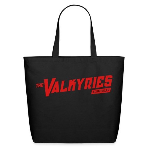Valkyries Einherjar Tote - Eco-Friendly Cotton Tote