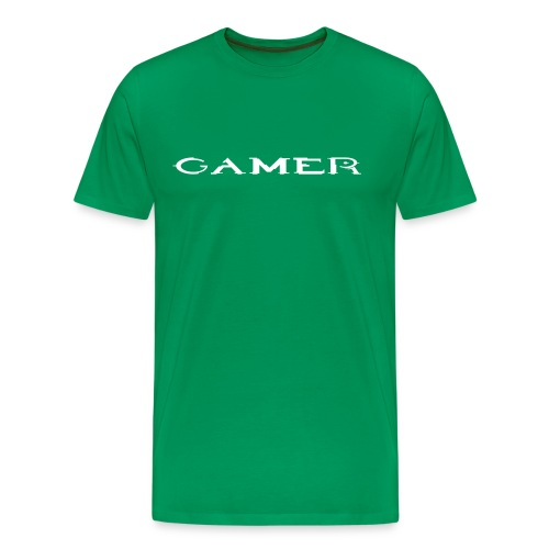 Gamer. - Men's Premium T-Shirt