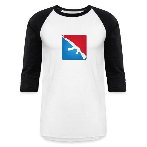 AK - Baseball T-Shirt