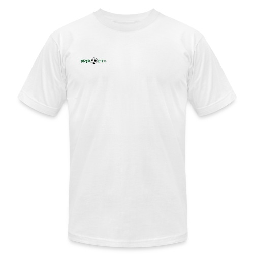 Mens Green Logo - Men's  Jersey T-Shirt
