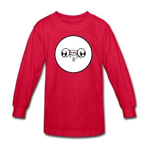 DerpBoosic - Kid's Long Sleeve T-Shirt - Kids' Long Sleeve T-Shirt
