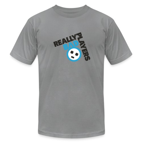 Grey RBP Tee - Men's Fine Jersey T-Shirt