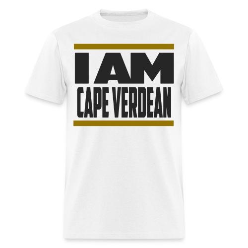I Am Cape Verdean - Men's T-Shirt
