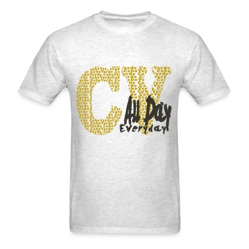 CV all day EveryDay - Men's T-Shirt