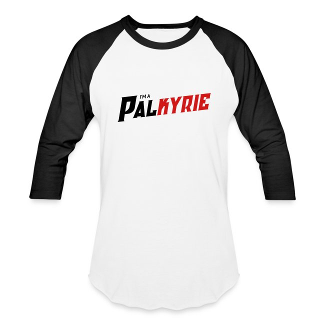I'm A PALkyrie Baseball Tee