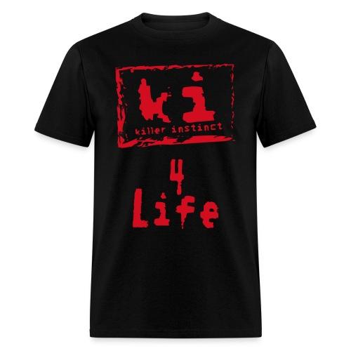 KI 4 Life Wulfpack shirt - Men's T-Shirt
