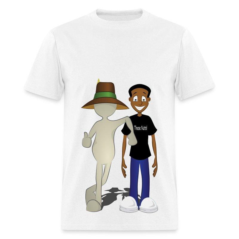 Dynomite and Shan T-Shirt - Men's T-Shirt