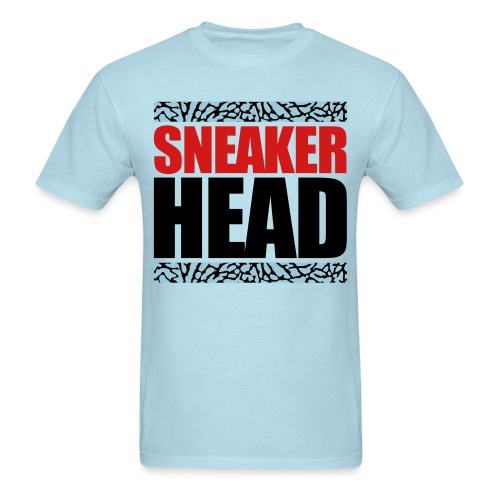 SNEAKER HEAD - Men's T-Shirt