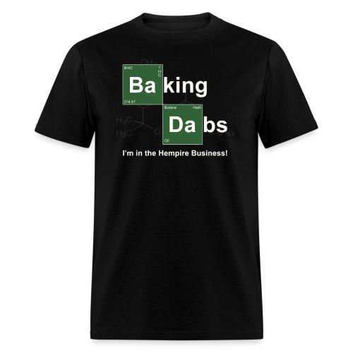Baking Dabs Tee - Men's T-Shirt