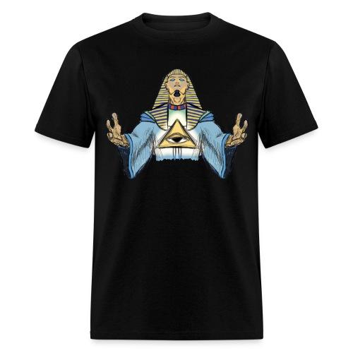 pharaoh Illuminati - Men's T-Shirt