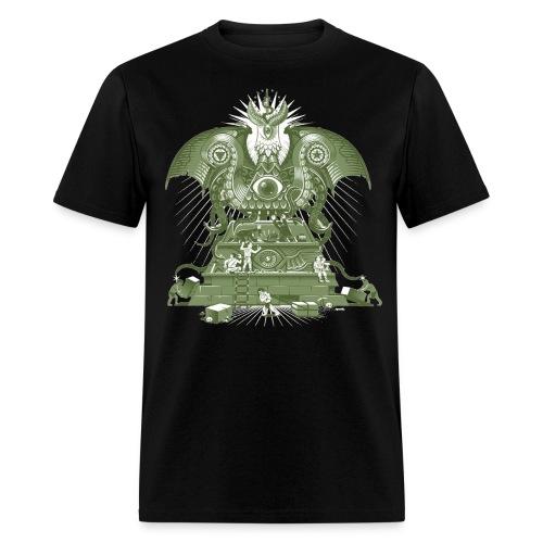 Money Pyramid - Men's T-Shirt