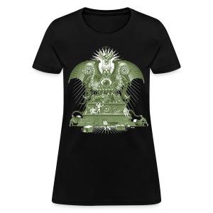 Money Pyramid - Women's T-Shirt