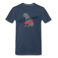 T-Shirts ~ Men's Premium T-Shirt ~ A Breed Apart Clothing Co. Logo T shirt