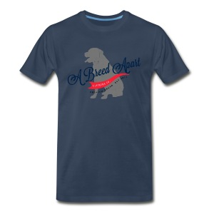 A Breed Apart Clothing Co. Logo T shirt - Men's Premium T-Shirt