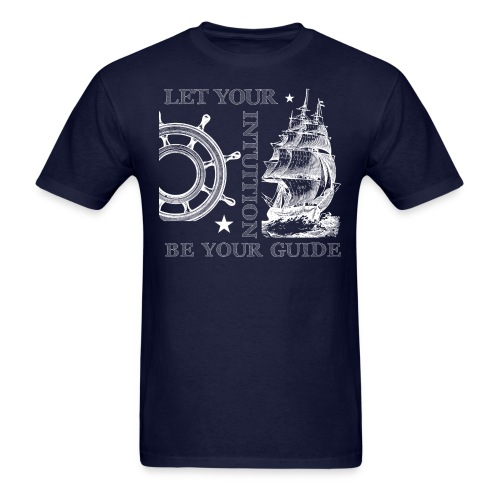Intuition - Basic Tee - Men's T-Shirt