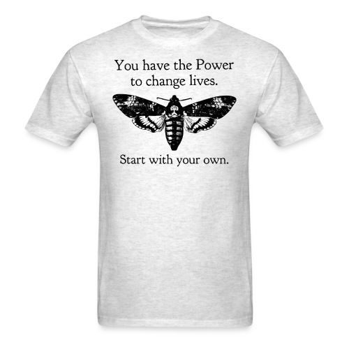You have the power - Men's T-Shirt