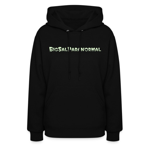 BigSalParanormal Glow in the Dark - Women's Hoodie